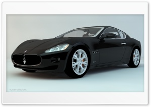 Maserati HD Wide Wallpaper for Widescreen