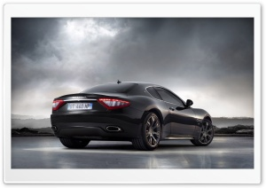 Maserati Car HD Wide Wallpaper for Widescreen