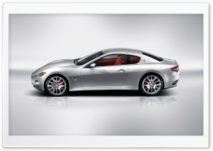 Maserati Car 10 HD Wide Wallpaper for Widescreen