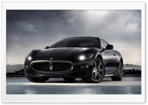Maserati Car 2 HD Wide Wallpaper for Widescreen