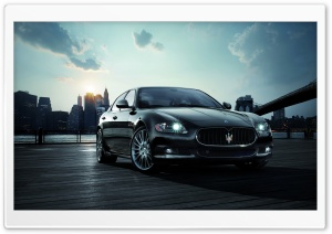 Maserati Car 6 HD Wide Wallpaper for Widescreen
