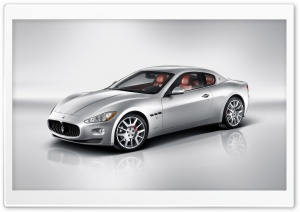 Maserati Car 9 HD Wide Wallpaper for Widescreen