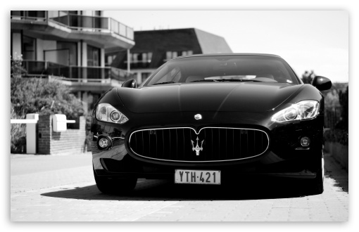 Maserati Gran Turismo Black and White HD wallpaper for Wide 16:10 5:3 Widescreen WHXGA WQXGA WUXGA WXGA WGA ; HD 16:9 High Definition WQHD QWXGA 1080p 900p 720p QHD nHD ; Standard 4:3 5:4 3:2 Fullscreen UXGA XGA SVGA QSXGA SXGA DVGA HVGA HQVGA devices ( Apple PowerBook G4 iPhone 4 3G 3GS iPod Touch ) ; iPad 1/2/Mini ; Mobile 4:3 5:3 3:2 16:9 5:4 - UXGA XGA SVGA WGA DVGA HVGA HQVGA devices ( Apple PowerBook G4 iPhone 4 3G 3GS iPod Touch ) WQHD QWXGA 1080p 900p 720p QHD nHD QSXGA SXGA ;