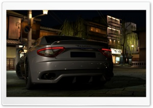 Maserati Gran Turismo S HD Wide Wallpaper for Widescreen
