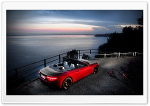 Maserati Grancabrio Sport HD Wide Wallpaper for Widescreen