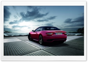 Maserati Grancabrio Sport 2012 HD Wide Wallpaper for Widescreen