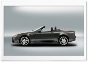 Maserati GranSport Spyder 1 HD Wide Wallpaper for Widescreen
