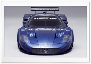 Maserati MC12 Sport Car 3 HD Wide Wallpaper for Widescreen
