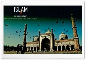 Masjid HD Wide Wallpaper for Widescreen