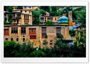 Masouleh Painting Ultra HD Wallpaper for 4K UHD Widescreen desktop, tablet & smartphone
