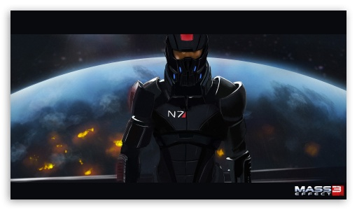 Mass Effect 3 HD wallpaper for HD 16:9 High Definition WQHD QWXGA 1080p 900p 720p QHD nHD ; Tablet 1:1 ; iPad 1/2/Mini ; Mobile 4:3 16:9 - UXGA XGA SVGA WQHD QWXGA 1080p 900p 720p QHD nHD ;