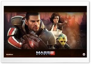 Mass Effect 2 HD Wide Wallpaper for Widescreen