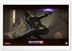 Mass Effect 2 Kasumi Goto HD Wide Wallpaper for 4K UHD Widescreen desktop & smartphone