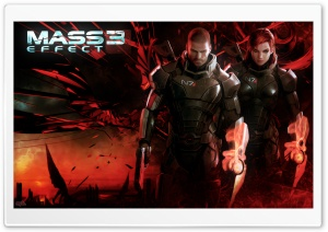 Mass Effect 3 HD HD Wide Wallpaper for Widescreen