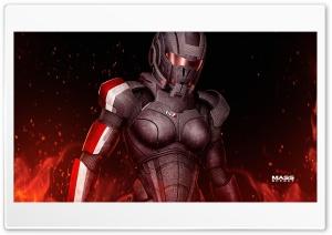 Mass Effect 3 Video Game Ultra HD Wallpaper for 4K UHD Widescreen desktop, tablet & smartphone