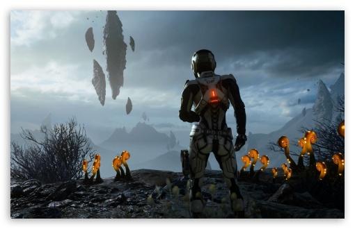 Mass Effect Andromeda Ultra Hd Desktop Background Wallpaper For 4k Uhd Tv Widescreen Ultrawide Desktop Laptop Tablet Smartphone