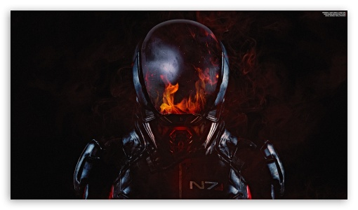 Mass Effect Andromeda Video Game Fan Art UltraHD Wallpaper for UltraWide 21:9 24:10 ; 8K UHD TV 16:9 Ultra High Definition 2160p 1440p 1080p 900p 720p ; UHD 16:9 2160p 1440p 1080p 900p 720p ; Mobile 16:9 - 2160p 1440p 1080p 900p 720p ;