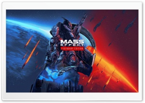 Mass Effect Legendary Edition Ultra HD Wallpaper for 4K UHD Widescreen desktop, tablet & smartphone
