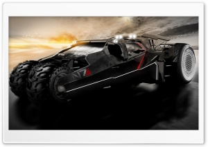 Mass Effect Mobile Car HD Wide Wallpaper for Widescreen