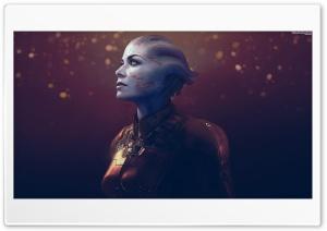 Mass Effect Trilogy, Asari, Video Game Ultra HD Wallpaper for 4K UHD Widescreen desktop, tablet & smartphone