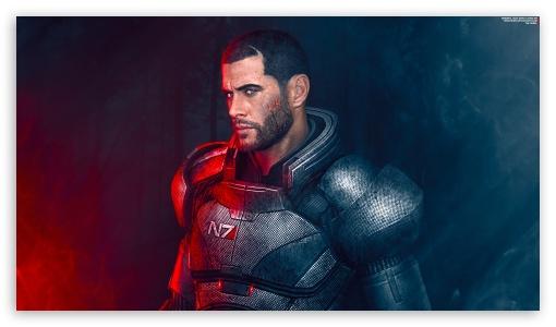 Mass Effect Trilogy Shepard N7 Video Game UltraHD Wallpaper for 8K UHD TV 16:9 Ultra High Definition 2160p 1440p 1080p 900p 720p ; UHD 16:9 2160p 1440p 1080p 900p 720p ; Mobile 16:9 - 2160p 1440p 1080p 900p 720p ;