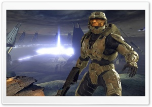 Master Chief, Halo HD Wide Wallpaper for Widescreen