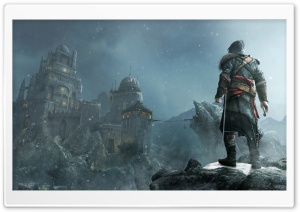 Masyaf Discovery - Assassin's Creed Revelations HD Wide Wallpaper for Widescreen