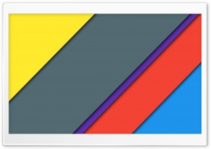 Material Design HD Wide Wallpaper for Widescreen