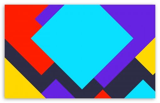 Download Material Design 3 HD Wallpaper