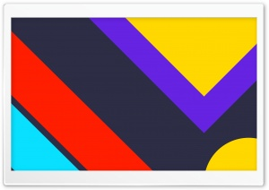 Material Design 4 Ultra HD Wallpaper for 4K UHD Widescreen desktop, tablet & smartphone