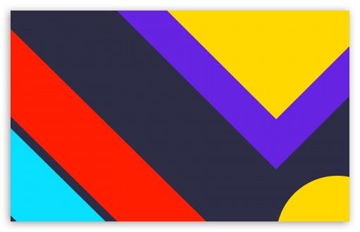 Download Material Design 4 HD Wallpaper