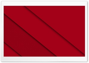 Material Design RED HD Wide Wallpaper for Widescreen