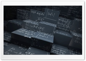 Math Equations HD Wide Wallpaper for 4K UHD Widescreen desktop & smartphone
