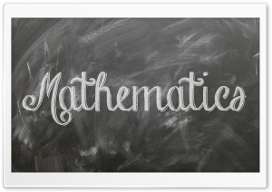Mathematics HD Wide Wallpaper for 4K UHD Widescreen desktop & smartphone