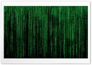 Matrix HD Wide Wallpaper for Widescreen