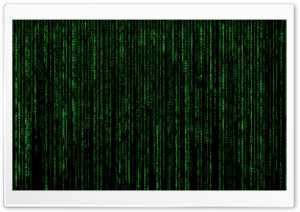 Matrix Code HD Wide Wallpaper for Widescreen