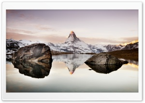 Matterhorn In Alps HD Wide Wallpaper for 4K UHD Widescreen desktop & smartphone