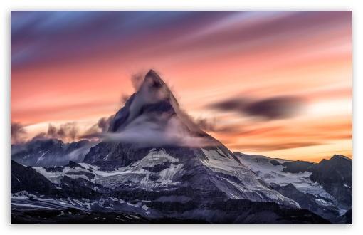 Matterhorn mountain at Sunset ❤ 4K UHD Wallpaper for Wide 16:10 5:3 Widescreen WHXGA WQXGA WUXGA WXGA WGA ; UltraWide 21:9 24:10 ; 4K UHD 16:9 Ultra High Definition 2160p 1440p 1080p 900p 720p ; UHD 16:9 2160p 1440p 1080p 900p 720p ; Standard 4:3 5:4 3:2 Fullscreen UXGA XGA SVGA QSXGA SXGA DVGA HVGA HQVGA ( Apple PowerBook G4 iPhone 4 3G 3GS iPod Touch ) ; Smartphone 16:9 3:2 5:3 2160p 1440p 1080p 900p 720p DVGA HVGA HQVGA ( Apple PowerBook G4 iPhone 4 3G 3GS iPod Touch ) WGA ; Tablet 1:1 ; iPad 1/2/Mini ; Mobile 4:3 5:3 3:2 16:9 5:4 - UXGA XGA SVGA WGA DVGA HVGA HQVGA ( Apple PowerBook G4 iPhone 4 3G 3GS iPod Touch ) 2160p 1440p 1080p 900p 720p QSXGA SXGA ; Dual 4:3 5:4 3:2 UXGA XGA SVGA QSXGA SXGA DVGA HVGA HQVGA ( Apple PowerBook G4 iPhone 4 3G 3GS iPod Touch ) ;