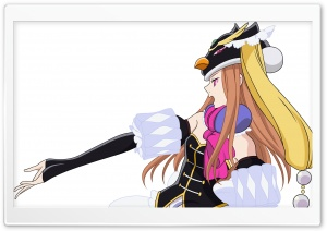 Mawaru Penguindrum: Himari HD Wide Wallpaper for Widescreen
