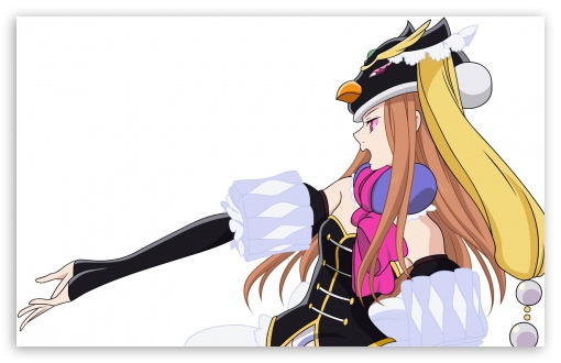 Mawaru Penguindrum: Himari HD wallpaper for Wide 16:10 5:3 Widescreen WHXGA WQXGA WUXGA WXGA WGA ; HD 16:9 High Definition WQHD QWXGA 1080p 900p 720p QHD nHD ; Mobile 5:3 16:9 - WGA WQHD QWXGA 1080p 900p 720p QHD nHD ;