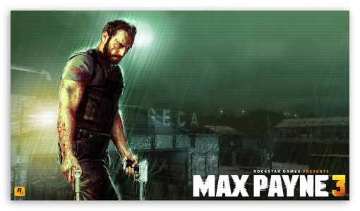 Max Payne 3 Artwork HD wallpaper for HD 16:9 High Definition WQHD QWXGA 1080p 900p 720p QHD nHD ; Mobile 16:9 - WQHD QWXGA 1080p 900p 720p QHD nHD ;