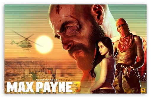Max Payne 3 HD wallpaper for Wide 16:10 5:3 Widescreen WHXGA WQXGA WUXGA WXGA WGA ; Mobile 5:3 16:9 - WGA WQHD QWXGA 1080p 900p 720p QHD nHD ;