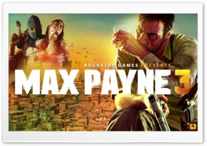 MAX PAYNE 3 HD Wide Wallpaper for 4K UHD Widescreen desktop & smartphone