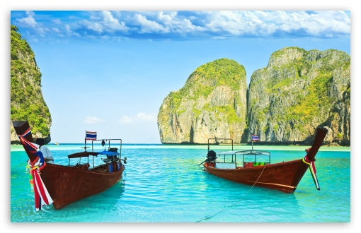 Beach Life: Maya Bay, Thailand - Lush to Blush