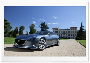 Mazda HD Wide Wallpaper for Widescreen