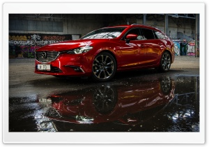 Mazda 6 by KMB Ultra HD Wallpaper for 4K UHD Widescreen desktop, tablet & smartphone