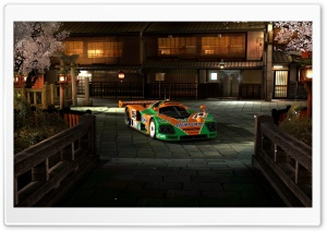 Mazda 787B Supersport HD Wide Wallpaper for Widescreen