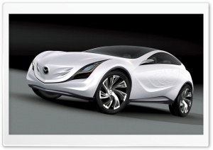 Mazda Concept HD Wide Wallpaper for 4K UHD Widescreen desktop & smartphone
