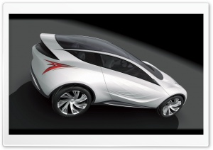 Mazda Concept 1 Ultra HD Wallpaper for 4K UHD Widescreen desktop, tablet & smartphone