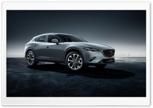 Mazda CX-4 car HD Wide Wallpaper for 4K UHD Widescreen desktop & smartphone